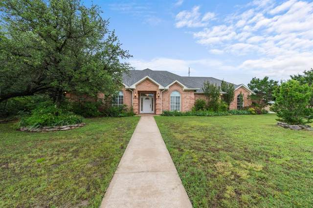 128 Lakeside Oaks Circle, Lakeside, TX 76135 (MLS #14633744) :: The Krissy Mireles Team