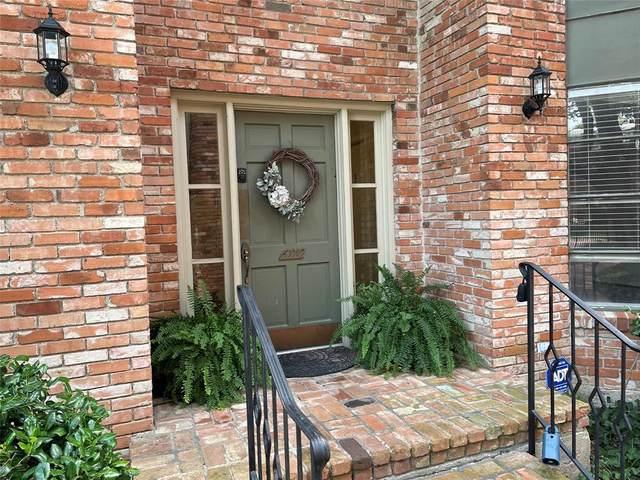 6110 Averill Way 6110B, Dallas, TX 75225 (MLS #14633754) :: The Great Home Team
