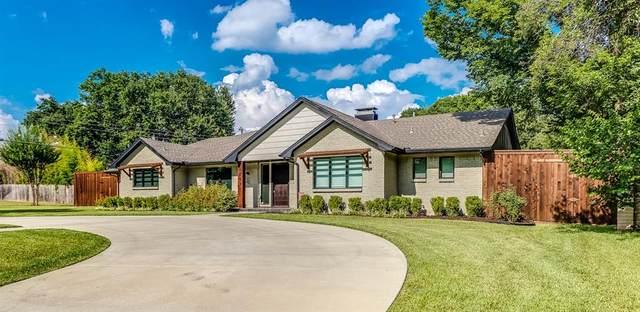 11032 Rosser Road, Dallas, TX 75229 (MLS #14633776) :: The Property Guys