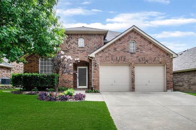 4217 Tiffany Drive, Flower Mound, TX 75022 (MLS #14633793) :: The Rhodes Team