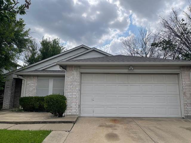 101 Crystalwood Drive, Mesquite, TX 75149 (MLS #14633796) :: Real Estate By Design