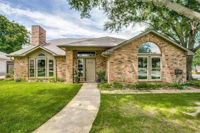 2700 Valleywood Drive, Grapevine, TX 76051 (MLS #14633820) :: The Daniel Team