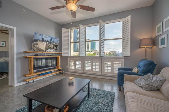 201 W Lancaster Avenue #304, Fort Worth, TX 76102 (MLS #14633829) :: The Great Home Team