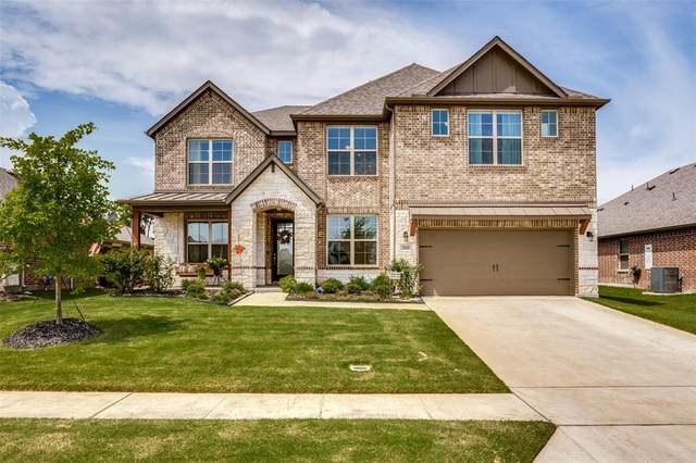 3608 Drysdale Parkway, Mckinney, TX 75071 (MLS #14633842) :: The Mauelshagen Group