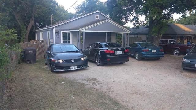 838 Springer Avenue, Fort Worth, TX 76114 (MLS #14633844) :: Real Estate By Design