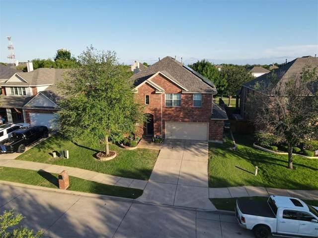 11633 Kingsville Drive, Frisco, TX 75035 (MLS #14633845) :: The Rhodes Team