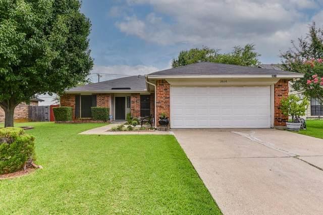 3614 Tivoli Drive, Grand Prairie, TX 75052 (MLS #14633858) :: All Cities USA Realty