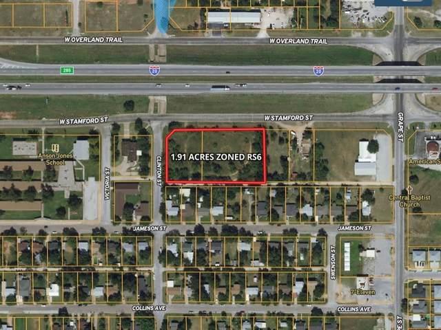 1900 W Stamford Street, Abilene, TX 79603 (MLS #14633878) :: Real Estate By Design