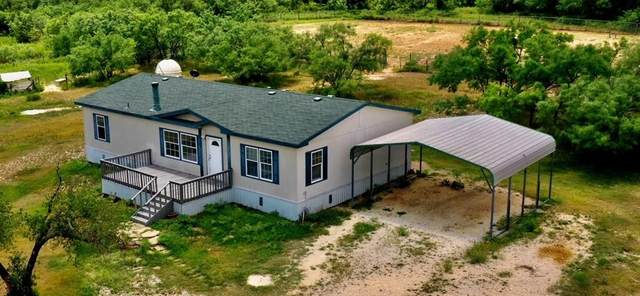 717 Private Road 710, Stephenville, TX 76401 (MLS #14633881) :: 1st Choice Realty