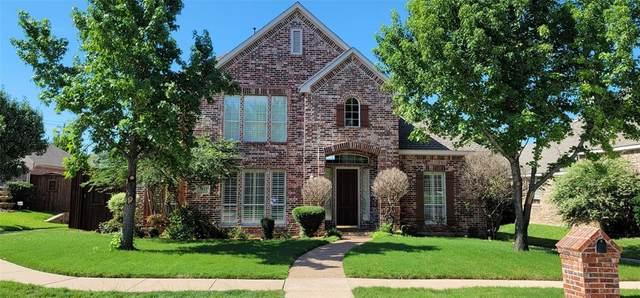 2032 Midhurst Drive, Allen, TX 75013 (MLS #14633889) :: Real Estate By Design