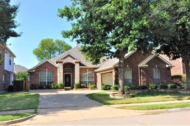 2740 Gillespie Court, Grand Prairie, TX 75052 (MLS #14633891) :: The Tierny Jordan Network