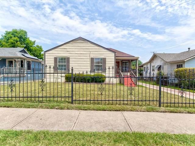 3807 Mount Everest Street, Dallas, TX 75211 (MLS #14633926) :: Real Estate By Design