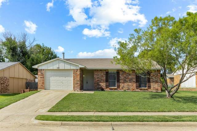 531 Hanover Drive, Allen, TX 75002 (MLS #14633932) :: The Rhodes Team