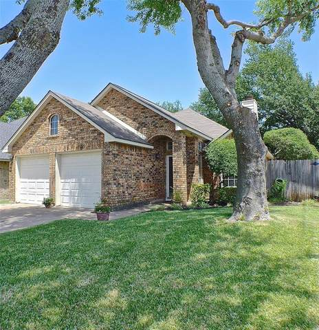 5911 Polo Club Drive, Arlington, TX 76017 (MLS #14633934) :: The Chad Smith Team