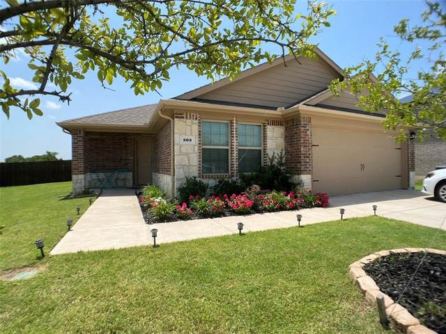 503 Rustic Meadows Trail, Princeton, TX 75407 (MLS #14633938) :: The Mitchell Group