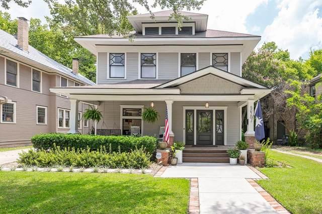 5020 Victor Street, Dallas, TX 75214 (MLS #14633947) :: Wood Real Estate Group
