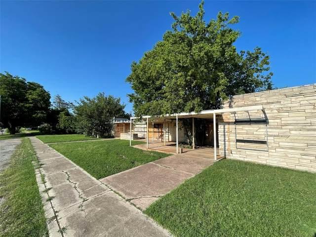 1325 Hickory Street, Abilene, TX 79601 (MLS #14633986) :: The Mitchell Group