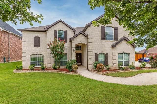 5840 Lamb Creek Drive, Fort Worth, TX 76179 (MLS #14633994) :: RE/MAX Pinnacle Group REALTORS
