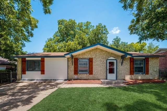 1809 Redwood Street, Arlington, TX 76014 (MLS #14634004) :: RE/MAX Pinnacle Group REALTORS