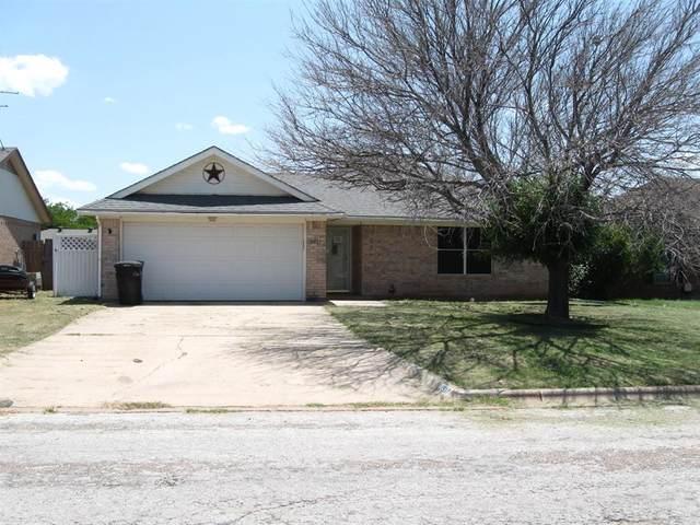 3917 Karen Drive, Abilene, TX 79606 (MLS #14634005) :: ACR- ANN CARR REALTORS®