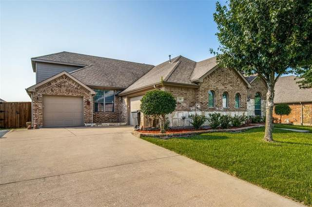 238 Hound Hollow Road, Forney, TX 75126 (MLS #14634008) :: 1st Choice Realty