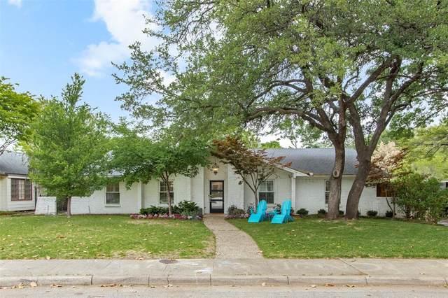 5753 Stonegate Road, Dallas, TX 75209 (MLS #14634014) :: Jones-Papadopoulos & Co