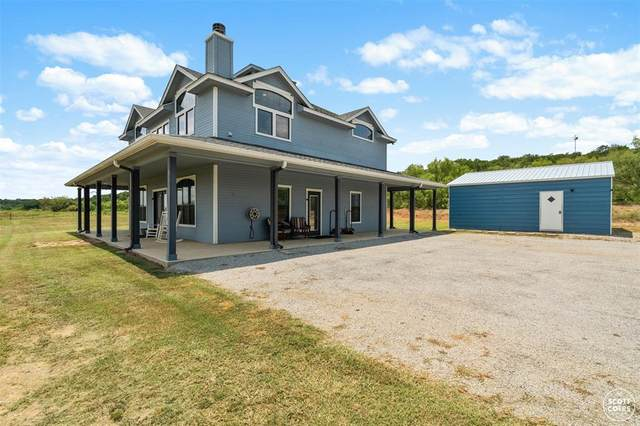 2573 County Road 235, Brownwood, TX 76801 (MLS #14634032) :: The Kimberly Davis Group
