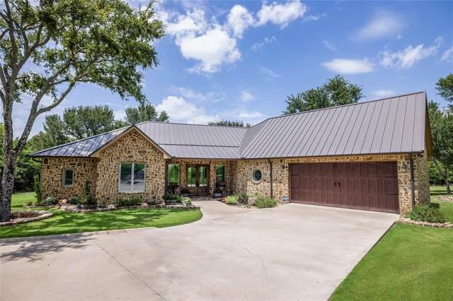 1121 Hidden Oaks Drive, Wills Point, TX 75169 (MLS #14634037) :: The Mauelshagen Group