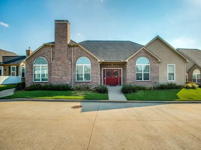 2601 Marsh Lane #231, Plano, TX 75093 (MLS #14634039) :: Feller Realty