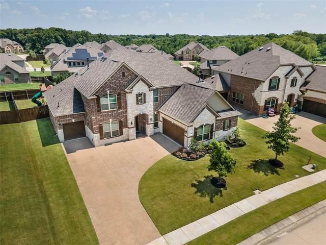 9006 Lakehurst Avenue, Rowlett, TX 75089 (MLS #14634051) :: The Mauelshagen Group