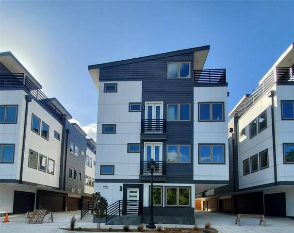1112 Galveston #3, Fort Worth, TX 76104 (MLS #14634058) :: Real Estate By Design