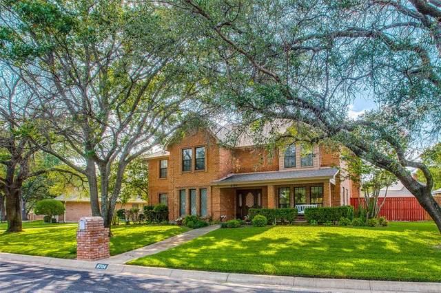 6704 Deep Valley Lane, Fort Worth, TX 76132 (MLS #14634060) :: Keller Williams Realty