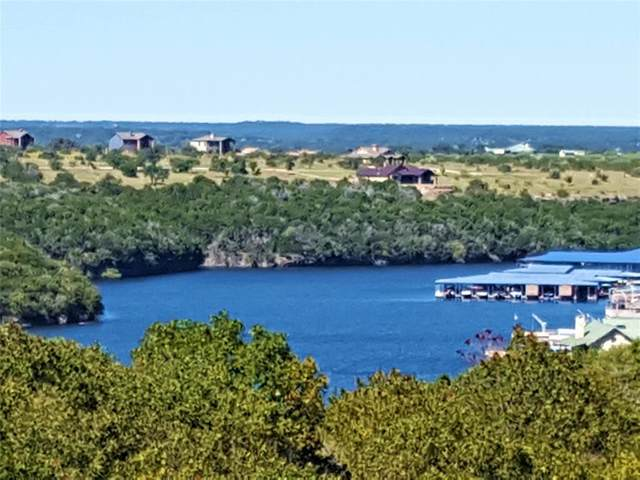 TBD Castle Harbour Drive, Possum Kingdom Lake, TX 76449 (MLS #14634080) :: 1st Choice Realty