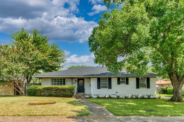 3825 Pictureline Drive, Dallas, TX 75233 (MLS #14634081) :: Premier Properties Group of Keller Williams Realty