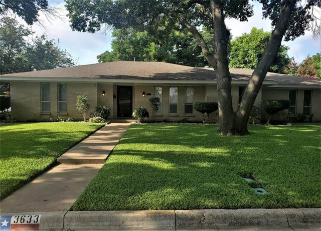 3633 Fenton Avenue, Fort Worth, TX 76133 (MLS #14634084) :: The Mitchell Group