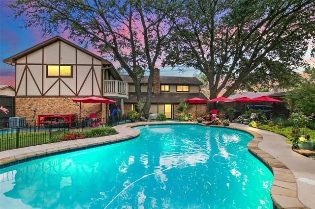121 Addison Drive, Highland Village, TX 75077 (MLS #14634085) :: 1st Choice Realty