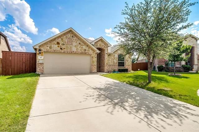 1361 Broadmoor Drive, Burleson, TX 76028 (MLS #14634090) :: Keller Williams Realty