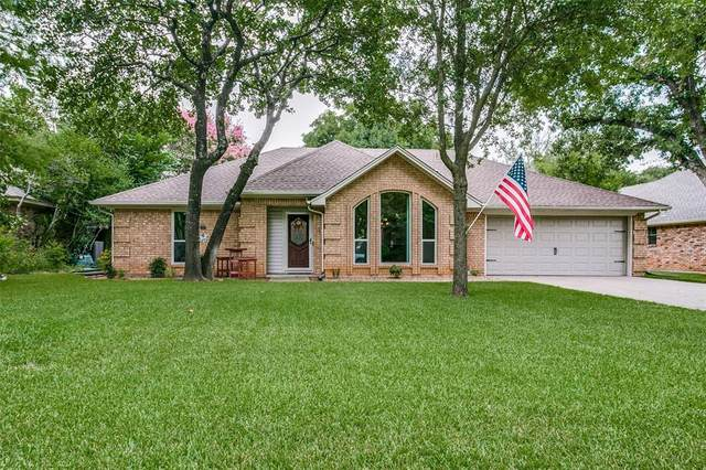 7508 Woodhaven Drive, North Richland Hills, TX 76182 (MLS #14634097) :: 1st Choice Realty