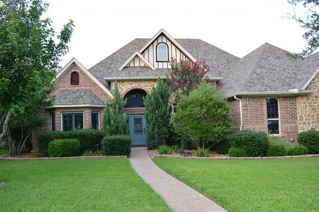 1121 Berkley Drive, Cleburne, TX 76033 (MLS #14634100) :: Jones-Papadopoulos & Co