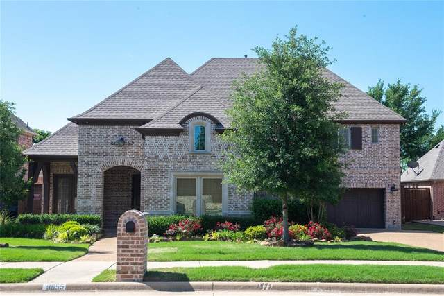 9655 Carriage Hill Lane, Frisco, TX 75035 (MLS #14634101) :: The Chad Smith Team