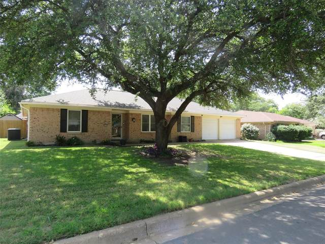 6908 Whitman Avenue, Fort Worth, TX 76133 (MLS #14634103) :: Front Real Estate Co.