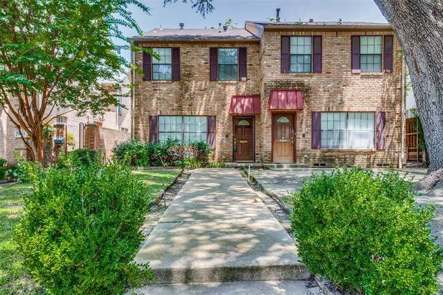3434 Granada Avenue, University Park, TX 75205 (MLS #14634105) :: Real Estate By Design