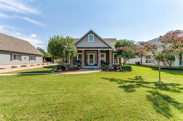 6407 Sonora Drive, Granbury, TX 76049 (MLS #14634139) :: Russell Realty Group