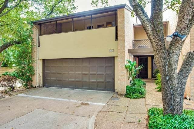 1801 Pueblo Place #1801, Irving, TX 75061 (MLS #14634140) :: Real Estate By Design