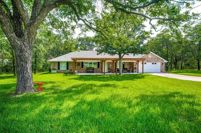 224 De La Cruz Street, Weatherford, TX 76085 (MLS #14634141) :: Real Estate By Design
