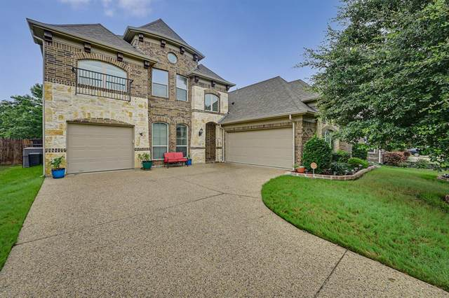 2768 Portside Drive, Grand Prairie, TX 75054 (MLS #14634142) :: Real Estate By Design