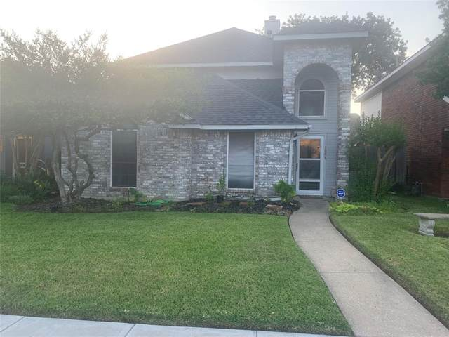 108 Summer Place Drive, Coppell, TX 75019 (MLS #14634156) :: The Hornburg Real Estate Group