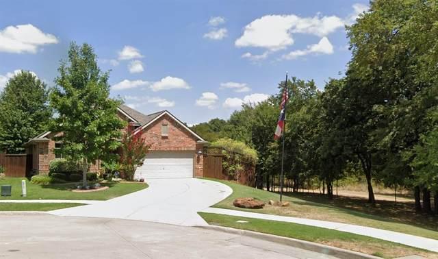 1700 Lake Point Court, Little Elm, TX 75068 (MLS #14634158) :: Team Tiller
