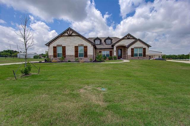 1409 County Road 914A, Burleson, TX 76028 (MLS #14634159) :: The Chad Smith Team