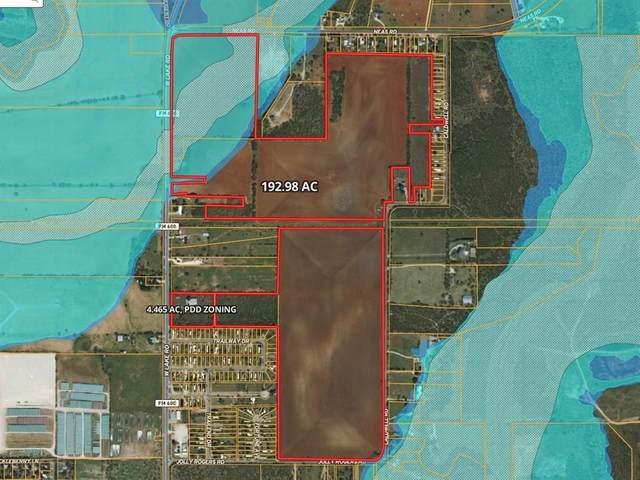 n/a W Lake Road, Abilene, TX 79601 (MLS #14634187) :: Real Estate By Design